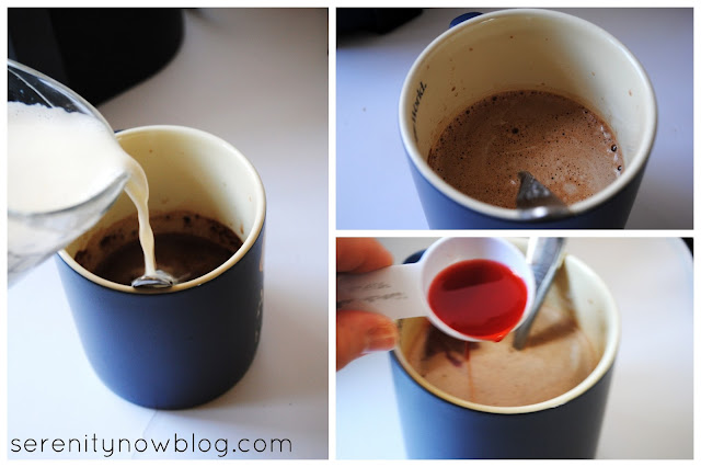Homemade Cafe Mocha Drink Recipe, from Serenity Now blog