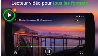 تحميل اخر إصدار XPlayer مشغل الفيديو يدعم جميع صيغ الفيديو و الصوت