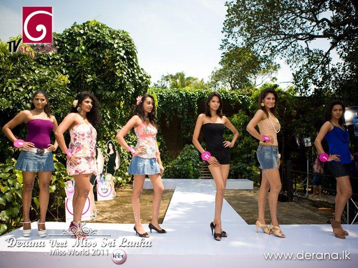 Derana Veet Miss Smoothest Skin At Miss Sri Lanka 2011