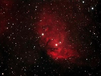 """Sh2-101 nebulosa del """"tulipa"""" al Cygne"""