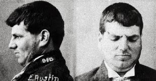 Ernest Austin, last person hanged at Boggo Road and Queensland, 1913.