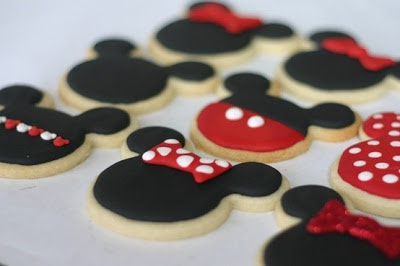 festa Minnie Mickey