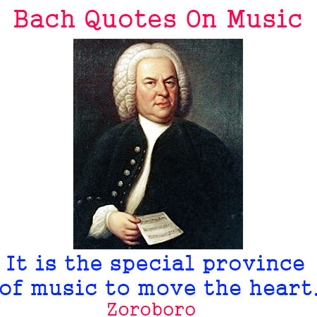 10 Bach Quotes On Music Johann Christian Bach Motivation