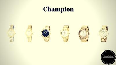 Relógios Femininos da Champion - Top 12 Marcas de Relógios Femininos (com Fotos)