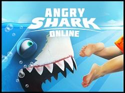 Kızgın Köpekbalığı  - Angry Shark Online