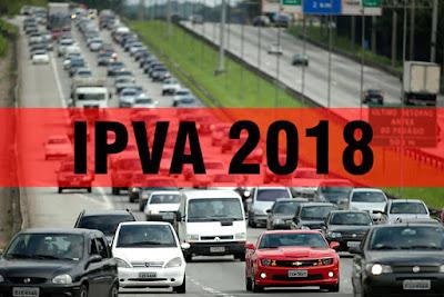 Resultado de imagem para IPVA 2018 PE