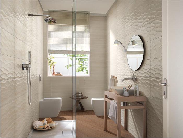 Fap presenta le nuove texture 3d di zero blog di for Arredo bagno 3d