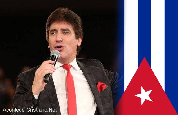 Cancelan presentación de Dante Gebel en Cuba