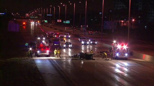 MEC&F Expert Engineers : Speeding wrong-way drunk driver, 30-year