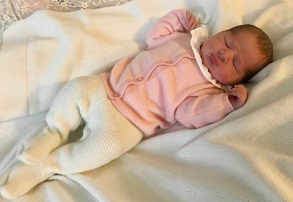 New princess of Sweden who is the third child of Princess Madeleine and Chris O'Neill will be Adrienne Josephine Alice, Duchess of Blekinge. Princess Victoria