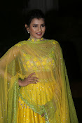 hebah patel photos in yellow ghagra-thumbnail-15