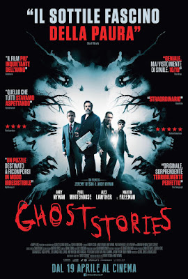 Ghost Stories Nyman Film