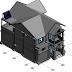 Revit Tips - Thủ thuật Revit: Vẽ lưới trục để nhìn thấy trên khung nhìn 3D