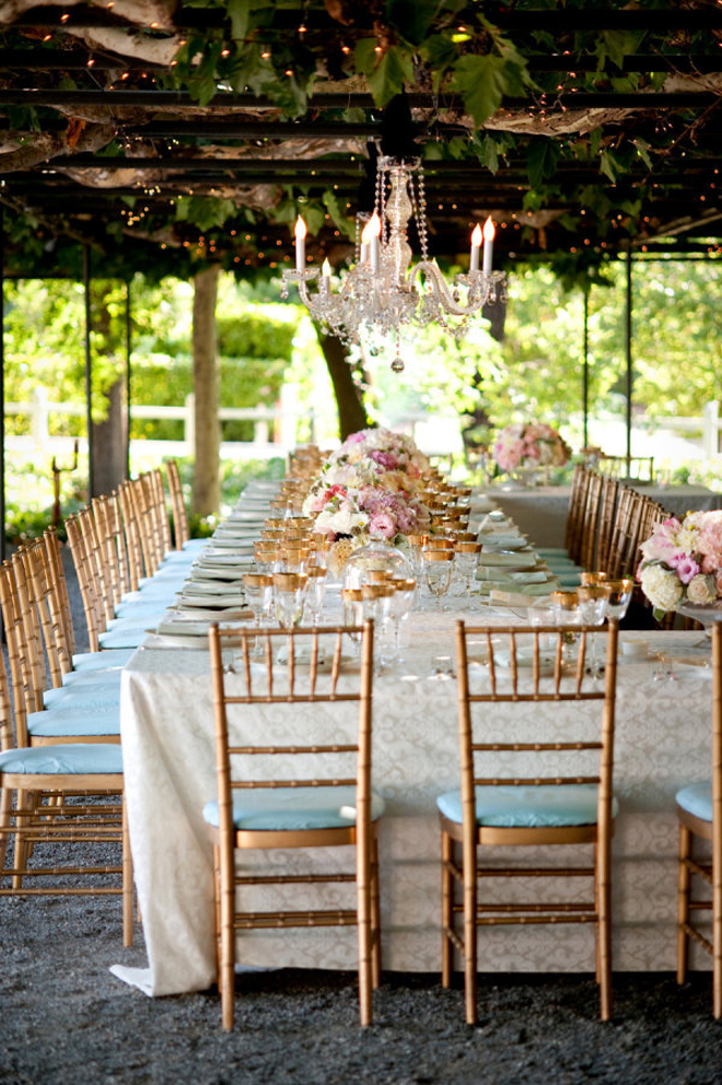Wedding Trends} : Strictly Long Tables - Belle The Magazine