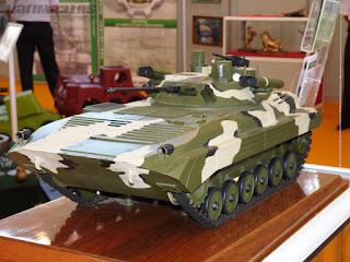 BMP-2/1M Berezhok الجزائرية  P1000486