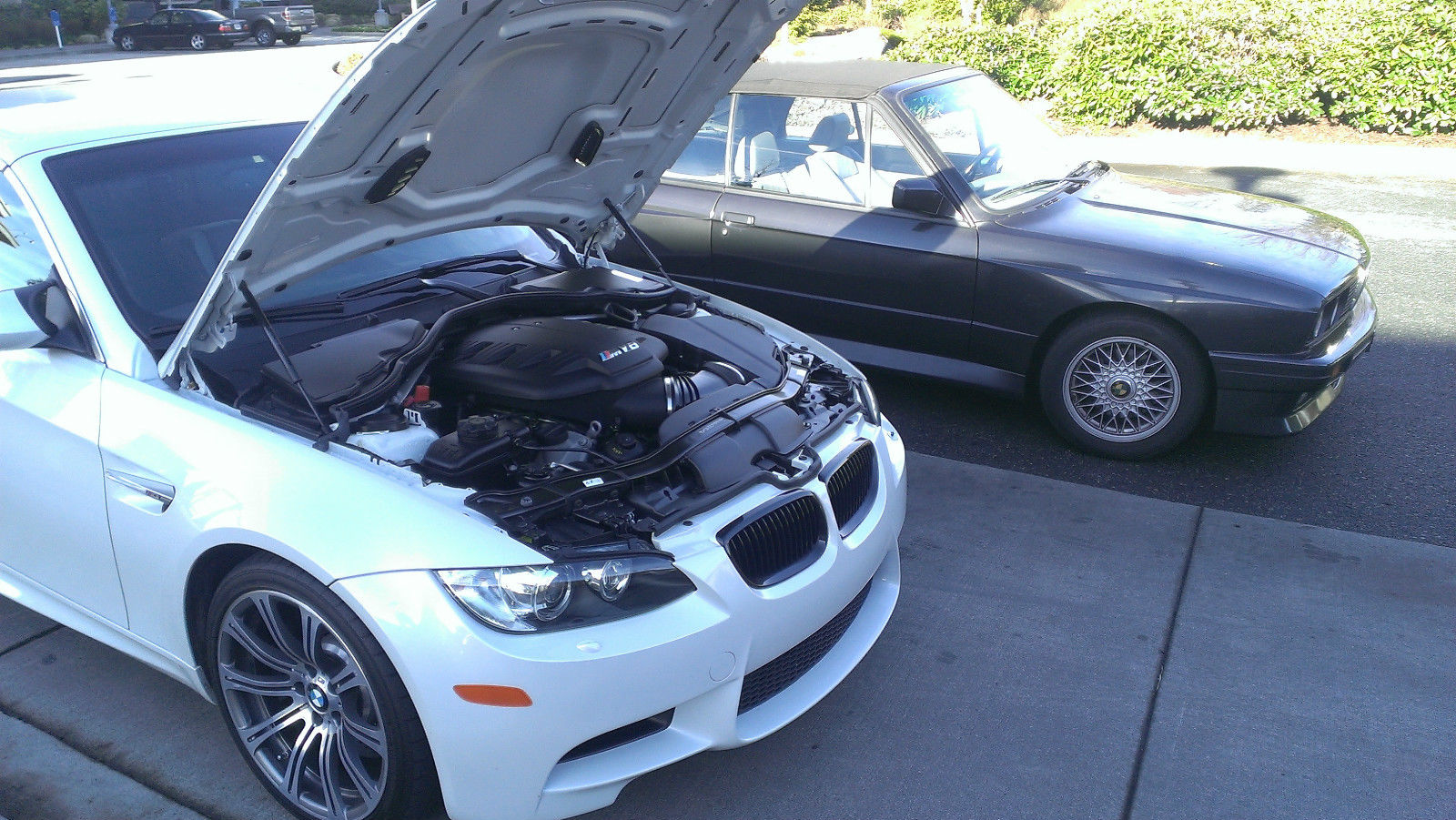Best Used Cars Under 10000 >> This Guy is Selling BMW's First (E30) M3 Convertible and Last (E93) Together