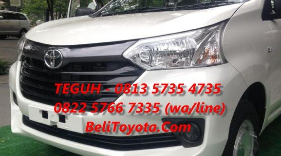 Harga, Spesifikasi, Promo, Diskon Termurah, Ilustrasi Kredit, Paket DP Ringan Toyota Avanza Transmover