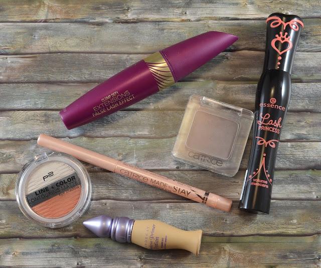 verwendete Produkte Anastasia Beverly Hills modern renaissance Palette natürliches AMU