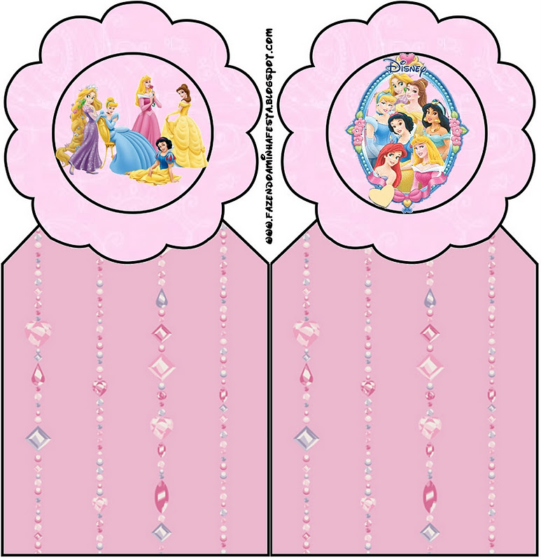 image about Princess Party Printable referred to as Disney Princess: Free of charge Social gathering Printables - Oh My Fiesta! in just