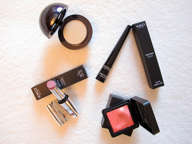 New Beauty Products // KIKO cosmetics