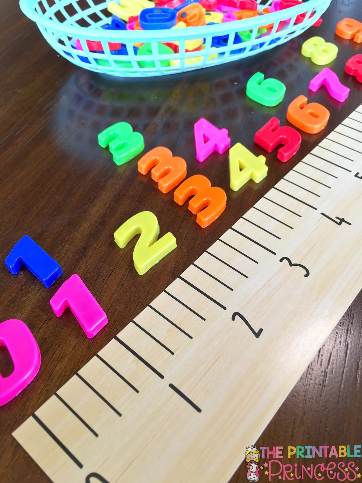 The Printable Princess Number Sense For Kindergarten