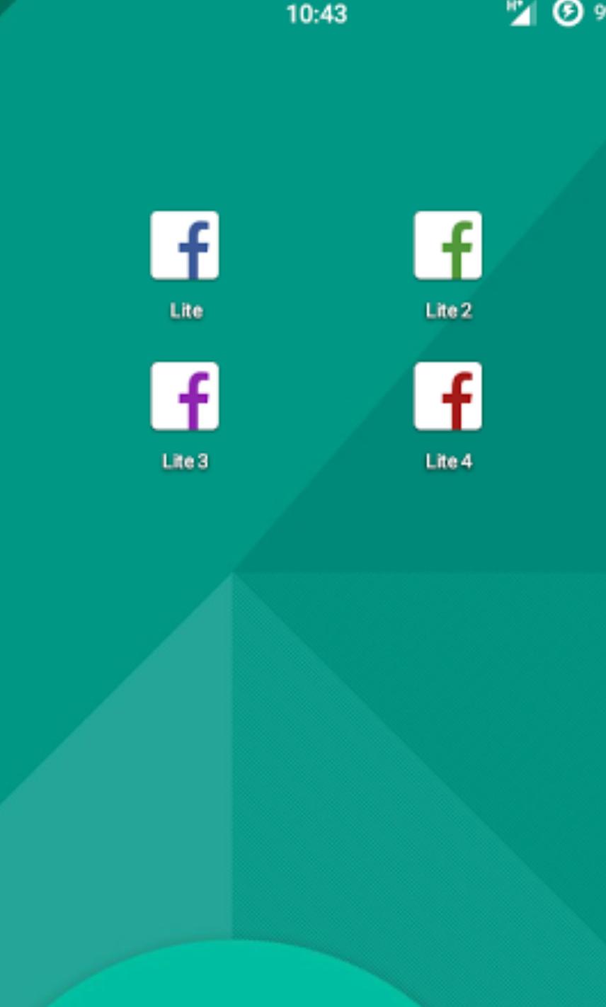 FACEBOOK LITE V29 0 0 1 72 MOD LATEST VERSION [ Four