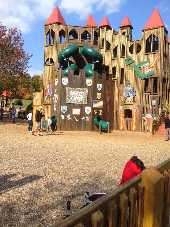 Best Playgrounds Kids Castle Doylestown Pennsylvania The Jersey