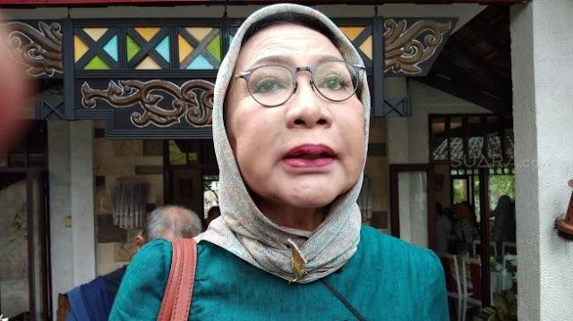 Soal Cawapres Jokowi, Ratna: Ini Kan Menyalahgunakan Ulama Cuma Buat Narik Massa