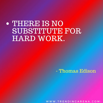 Famous Short Quotes by thomas edison