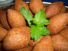 أطباق شامية:طريقة لتحضير وعمل الكبة ''الشامية'' سوريه