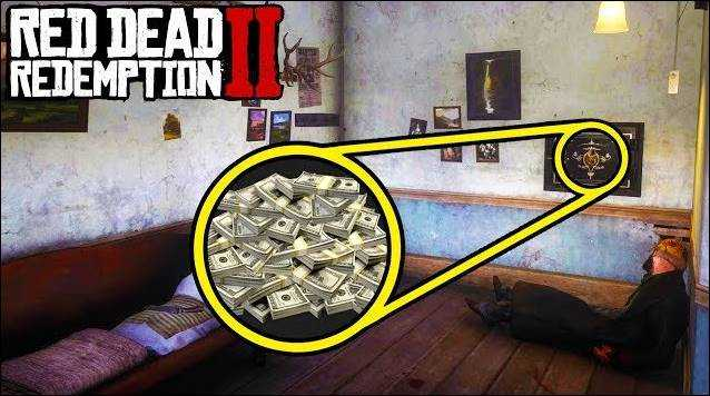 Unlimited Uang Red Dead Redemption 2 Cepat_4