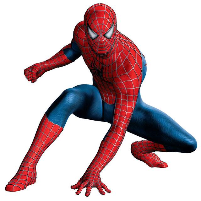 printable free on big head spider man
