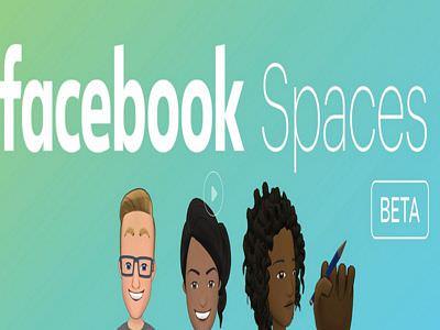 Facebook Spaces 臉書虛擬直播