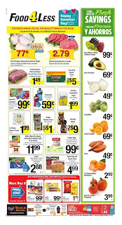 ⭐ Food 4 Less Ad 10/16/19 ⭐ Food 4 Less Weekly Ad October 16 2019