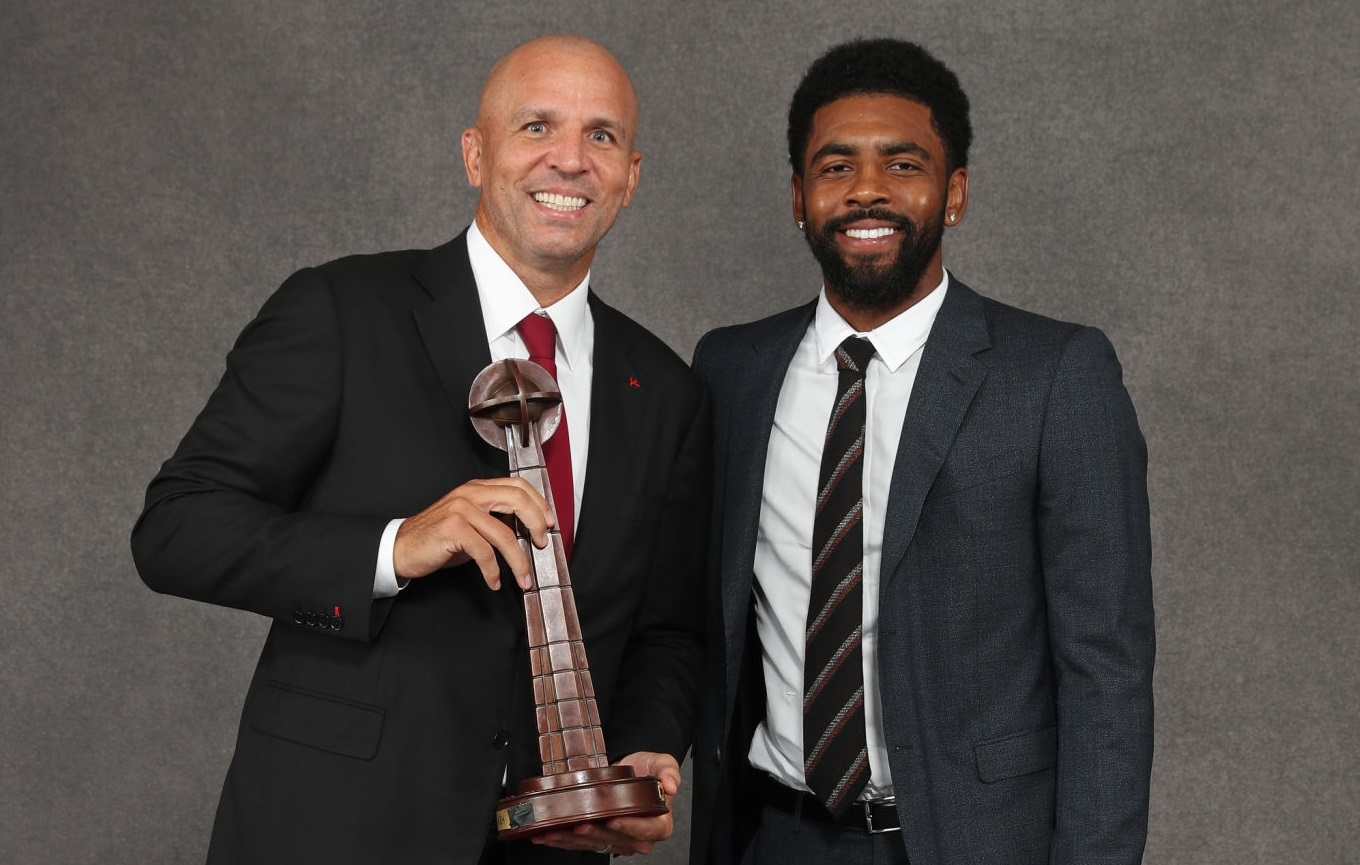 T.J. Kidd: 'Kyrie doesn't have to come in and be the next Jason Kidd for  the Nets' | Nets Insider