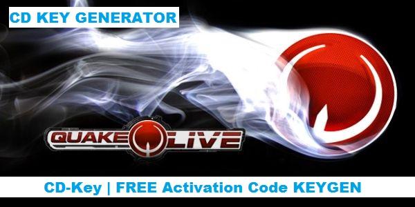 Quake Live free steam code