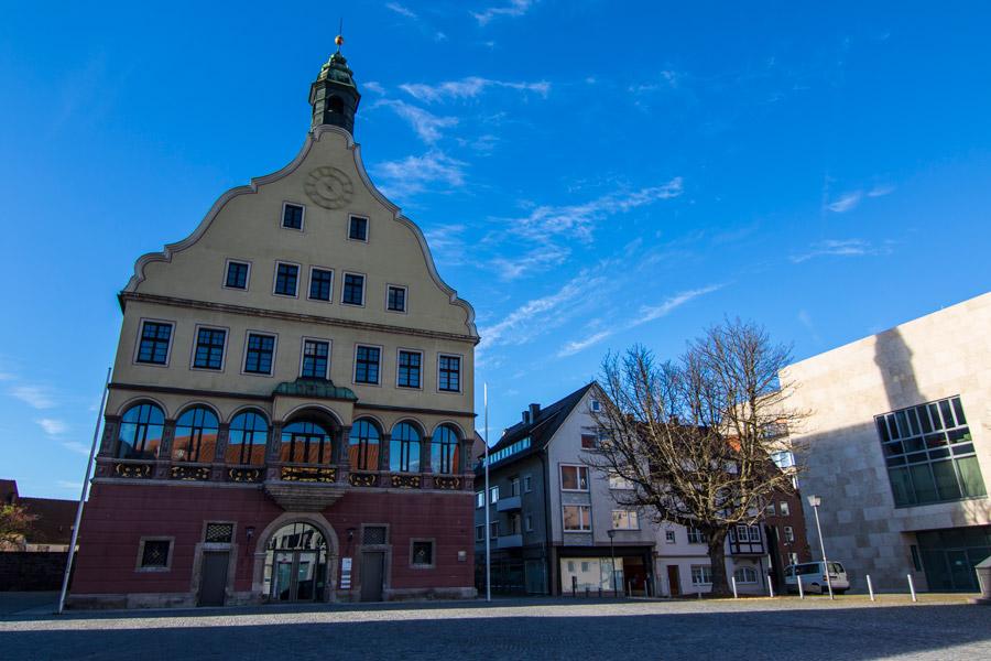 Casa de juramento, Schworhaus, Ulm, Alemania