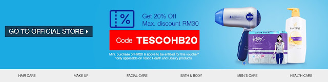 Tesco Discount Offer Lazada Voucher Code