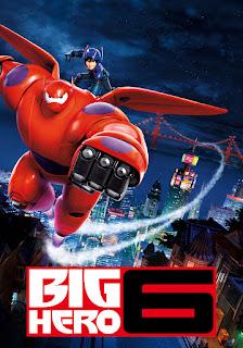 Big Hero 6 (2014) Sub Indo Film