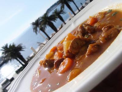 Gulaš čorba / Goulash soup