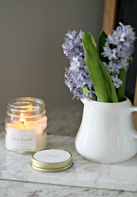 Grove Collaborative candles