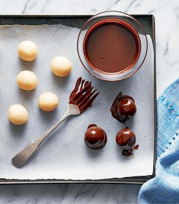 Keto Sweet Cream Truffles Recipe
