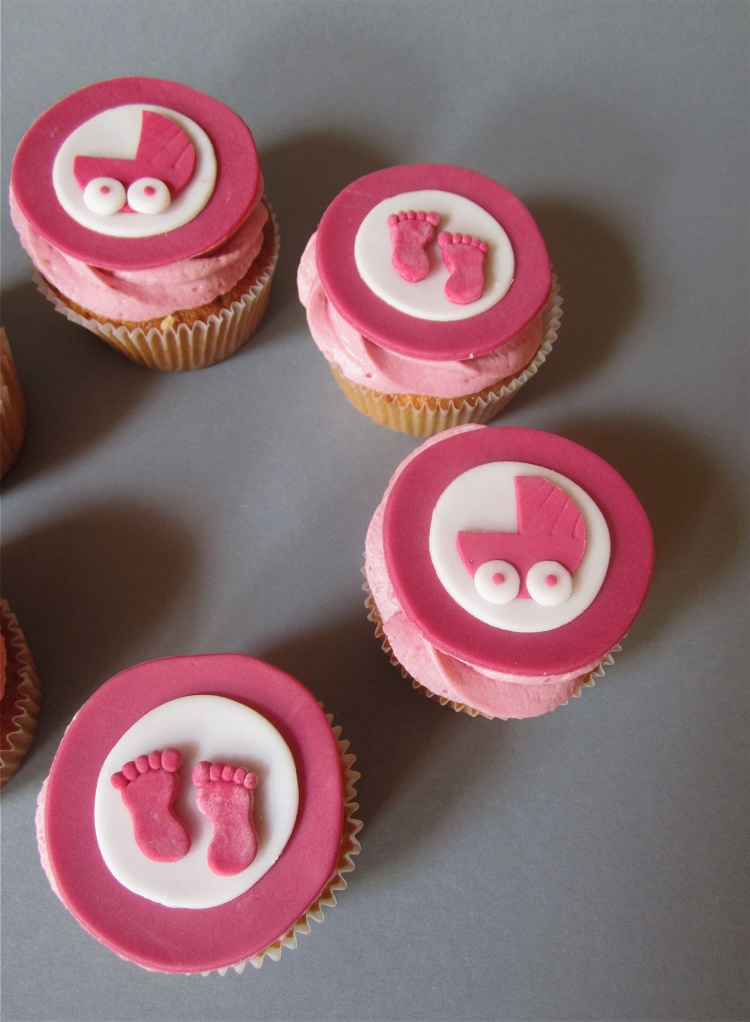 Babyshower Party Cupcakes 3