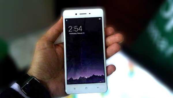Cara Flashing Smartphone Oppo F1 Tanpa PC