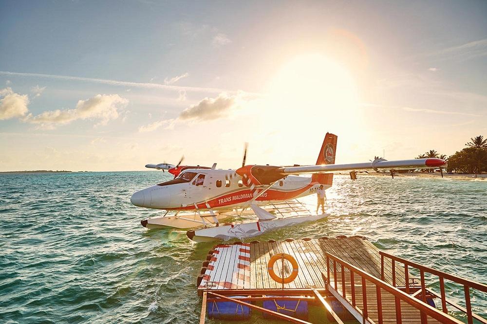 Seaplane Maldives