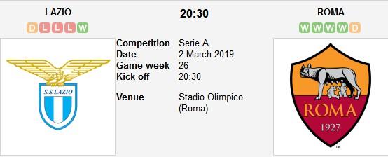 lazio vs roma live
