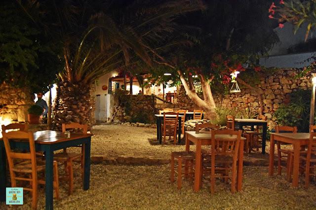 isla de Folegandros (Grecia)