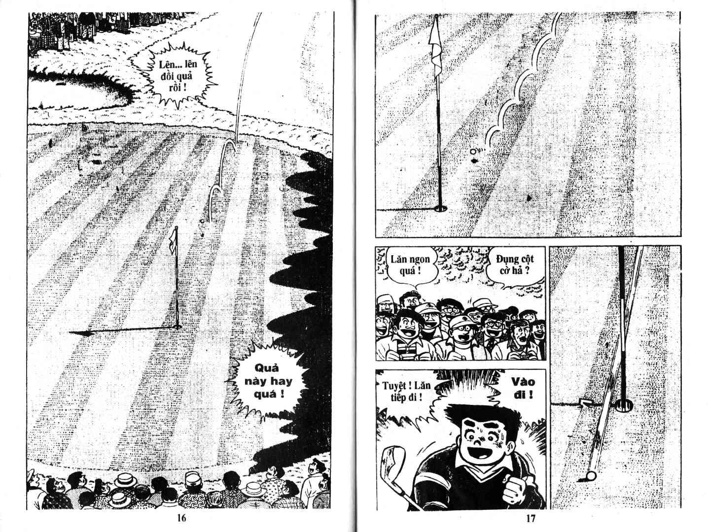 Ashita Tenki ni Naare chapter 42 trang 7