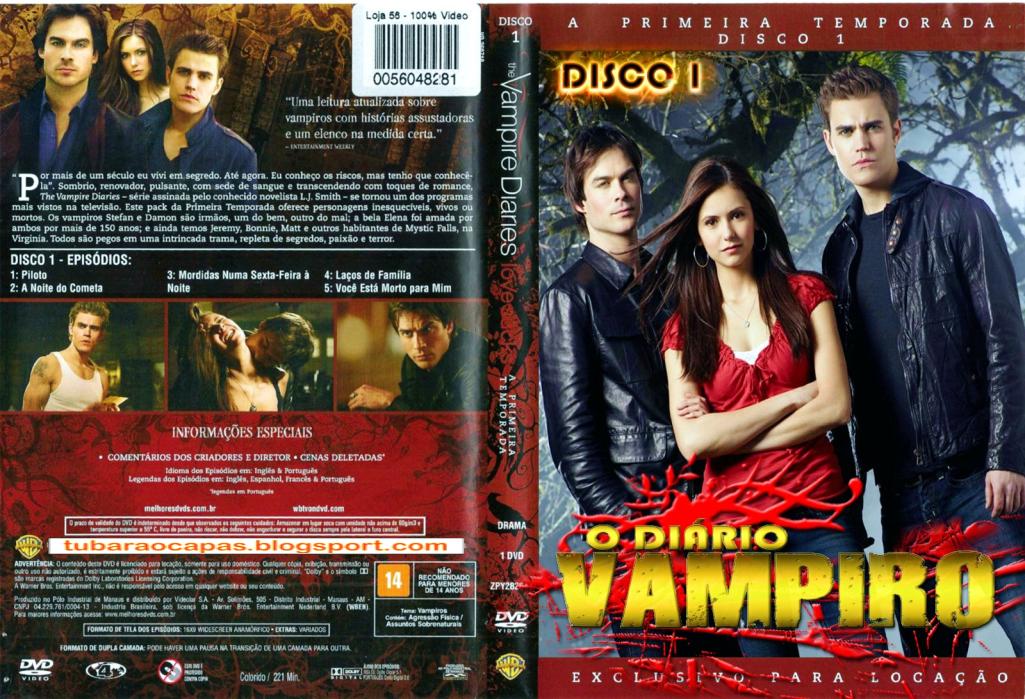 2 temporada de diario de um vampiro online