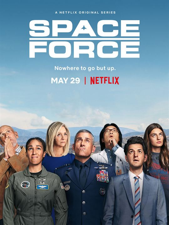 Space Force – Saison 1 [Complete] [Streaming] [Telecharger]
